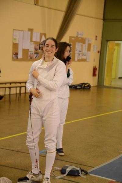 Escrime Ligue Cadet Beaumont 2014.11 7